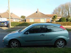 1999 Ford Focus 1 8 Zetec 73k Miles 3 Door Mot Jan 2019