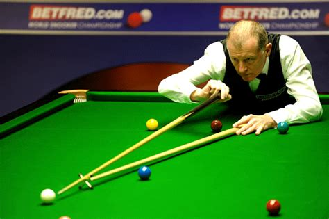 Steve Davis reveals he really is as boring as people think