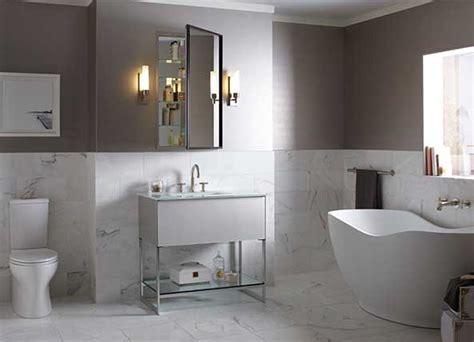 Robern Bathroom Vanities by Fashion Forward Bathroom Vanities From Robern Interior