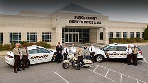 Sheriff | Gaston County Government