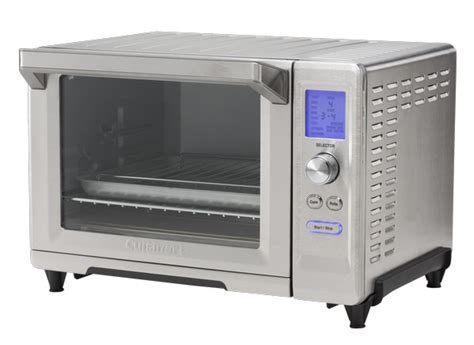Cuisinart Rotisserie Convection Tob-200 Oven Toaster