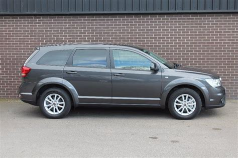 Fiat Journey by Used Dodge Journey Fiat Freemont For Sale In Derbyshire