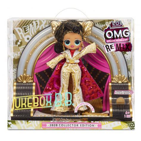 LOL REMIX OMG kolekcijas lelle, Jukebox B.B 23 cm 9879 ...