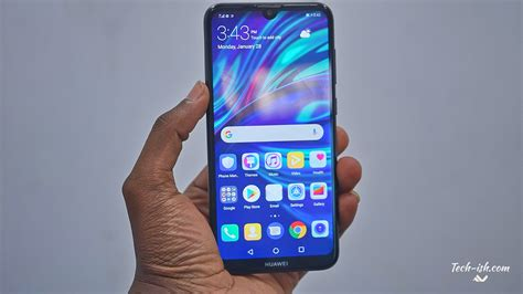 huawei  prime  unboxing   impressions techish