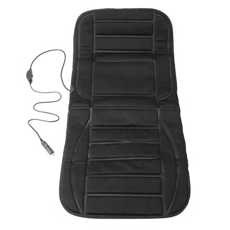 Heated Pads For Chairs by Seat Cushion Car Back Chair Heat Massager Lumbar