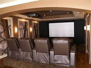 Home Cinema Room : how to build a home theater hgtv ~ Markanthonyermac.com Haus und Dekorationen