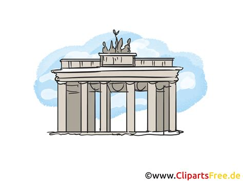 berlin bild clipart illustration grafikm gratis