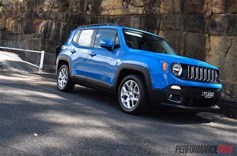 jeep renegade 2016 2016 jeep renegade longitude review video performancedrive
