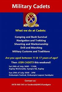 Military Cadets Home Facebook