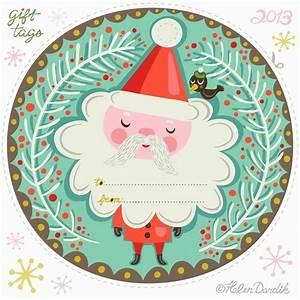25+ melhores ideias de etiquetas de presente de Natal no ...