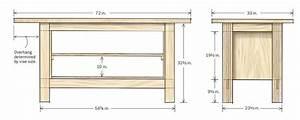 26 Amazing Woodworking Bench Top Dimensions egorlin com