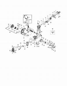 Cylinder  Crankshaft  Crankcase Diagram  U0026 Parts List For