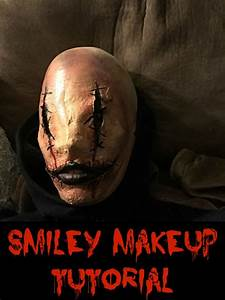 Smiley Face Halloween Makeup - The Spring Mount 6 Pack
