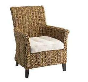 pier1 wicker chair sun room