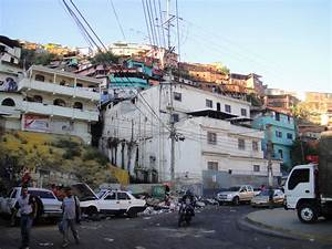 The Barrios Of Caracas, Venezuela The Velvet Rocket