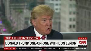 CNN's Don Lemon sits down with Donald Trump - CNN Video