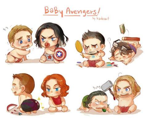 one shots imagines baby avengers 2 avengers x reader