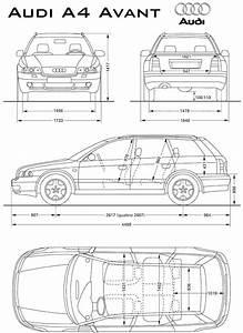 Dimension Audi A4 : solid cad ~ Medecine-chirurgie-esthetiques.com Avis de Voitures