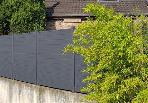 Garten Sichtschutz Kunststoff Grau by Sichtschutzwaende Kunststoff Sichtschutz Grau Kunststoff