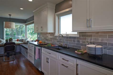 images cuisine cuisine cuisine repeinte en blanc avec beige couleur