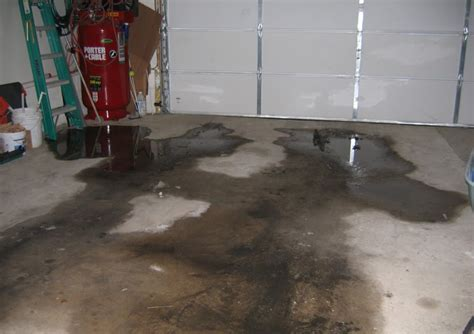 Specialists in Garage Floor Drain Replacement in Montreal