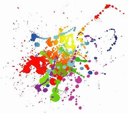 Splash Paint Transparent Clip Splatter Clipart Painting