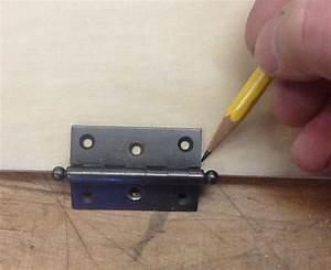 router hinge jig template With how to make door hinge template