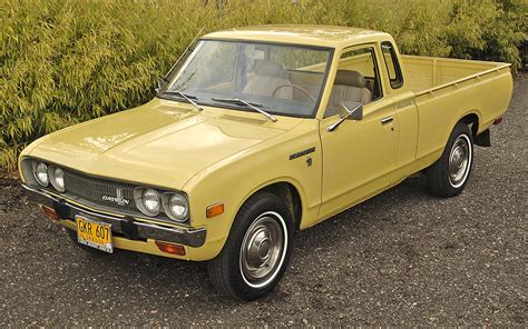 Datsun Trucks For Sale by No Reserve 1977 Datsun 620 King Cab For Sale On