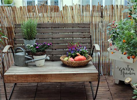 Herbstdeko Für Balkon by Herbst Am Balkon Jetzt Auf Dem Garten Vom Garten