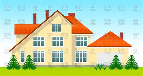 New Family House Vector Image #73196