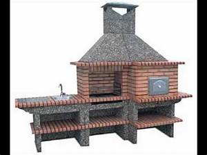 Combine Four A Pizza Et Barbecue : brick barbecue with pizza oven and sink oven from portugal bbq pit and pizza oven youtube ~ Melissatoandfro.com Idées de Décoration