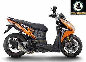 Modifikasi Motor Motor Matic Gambar Modifikasi Motor Foto Holidays