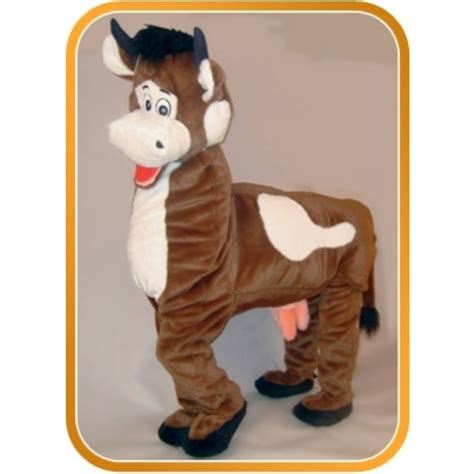 Küchentisch 2 Personen by Panto Cow 2 Person Mascot Costume