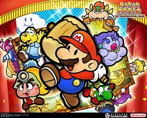 Paper Mario 2 Images Paper Mario TTYD HD Wallpaper And