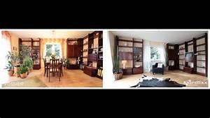 Home Staging Vorher Nachher : home staging vorher nachher einer bewohnten immobilie an der weser youtube ~ Yasmunasinghe.com Haus und Dekorationen