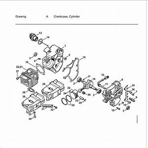 Stihl 025 Chainsaw Repair Manual