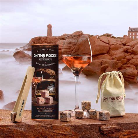 vin pour cuisiner des pierres à vin pour rafraîchir le rosé cet été