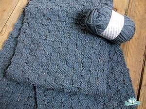 Echarpe Homme Tricot : tricot echarpe laine et tricot ~ Melissatoandfro.com Idées de Décoration
