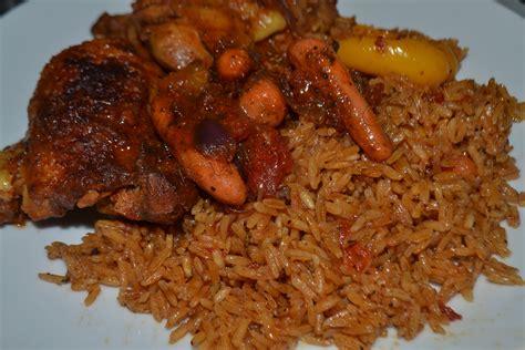 recette cuisine recette du riz au gras jollof rice cuisine togolaise