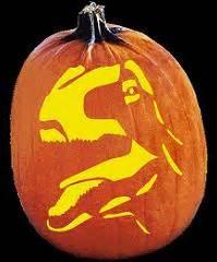 Pumpkin Masters Carving Templates by Spookmaster Dinosaur T Rex Pumpkin Carving Pattern