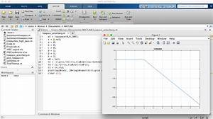 Derive And Plot A Low Pass Transfer Function On Matlab