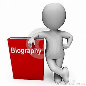 Biography Clip Art clipart