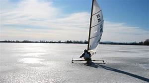 Sailing On Ice  Yeah  That U0026 39 S A Sport    Npr