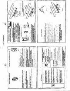 Wayne Dalton Garage Door Opener Keypad Instructions