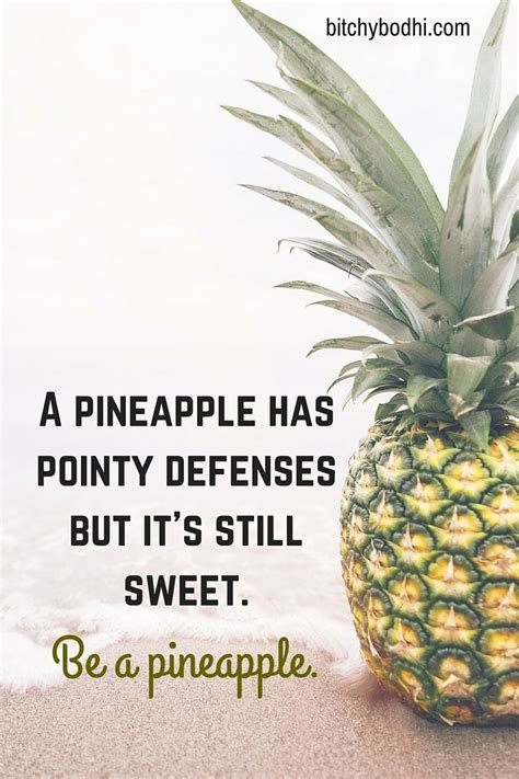 be a be a pineapple a bit of happy pinea