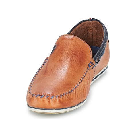 Well dressed yet informal is how bugatti likes to define their brand. Bugatti Leather - Men's Loafers / Casual Shoes In Brown for Men - Lyst