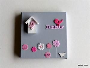 tableau fushia et gris simple tableau design fushia gris With déco chambre bébé pas cher avec tableau fleur rouge