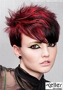 strähnchen kurze haare