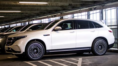History of the electric vehicle. 2020 Mercedes-Benz EQC 400 4Matic Review: The First Luxury Electric Car - The Drive
