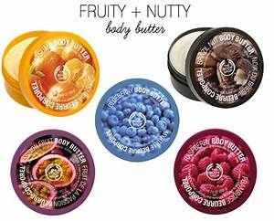 The Bodyshop's body butter – up to 70% off – JewelPie